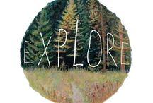 Explore the Outdoors / Yoga, Meditation, Hikes, Prana Running, Cycling > Yoga, Art, Life: A Journey to Self