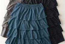 SEWING / Knit fabrics