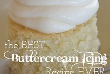 LICK THE BEATERS / YUMMY, UNIQUE EXQUISITE TOPPINGS FOR CUPCAKES, CAKES, BROWNIES, COOKIE BARS ETC