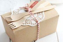 Packaging tartas y dulces - Packaging cakes