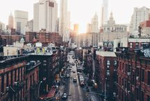 NEW YORK, NEW YORK / Say hello to New York, New York.