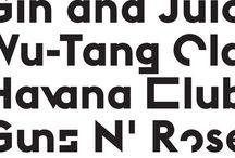 DESIGN | Typography / OH JOY