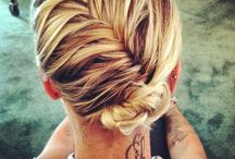 HAIR / by WillestonGreen .