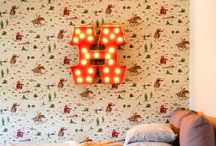 KIDS ROOMS / by WillestonGreen .