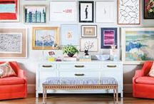 a charming house is a happy home / by Charmingly Styled