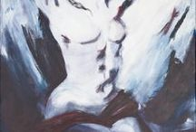 My own Paintings / #Oil Painting #Figurative #Woman