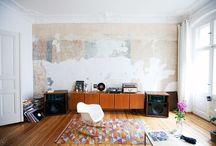 \\ LIVING // / Living spaces & things / by Fenke / Très Plus Cool