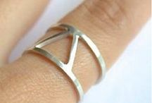 Jewelry I would love to have! / by Rachel Sawyer