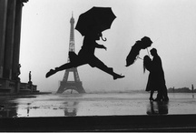 The EiffelTower / Images of The Eiffel Tower / by Linda Slobey
