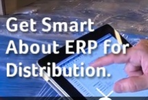 Sage ERP TV: ERP for Distribution / by Sage