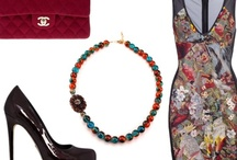 Lookbook / Some ideas of how to wear norigeh jewellery.