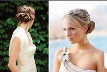 Wedding Makeup & Hair Inspiration  / Wedding Makeup and Hair Inspiration