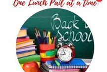 Back to school - One backpack at a time / Back to school , Back to School Lunches, Packed Lunches, Back to School Organising , Back to school​ Printables