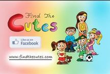 Find the Cutes children's activity book (www.findthecutes.com) / This will be a search book. Find Carissa, Cade, Chaz, Cammy, and Cindy Cute amongst hundreds of people!  In the year 2014, book is going to be produced. This page will keep you updated of the most recent developments before the book is published and sold.  Carissa, Cade, Chaz, Cammy, and Cindy Cute are lost in a big crowd of people. Carissa had to babysit her younger siblings, but was texting her friends and lost sight of them.