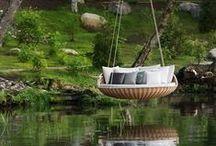 Home Ideas - Outdoorsy / by Karin Krüger-Jubber