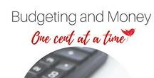 Budgeting and Money - one cent at a time / Budgetting, Money, Saving Money, Frugal