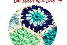 Crochetting and Knitting - One Stitch at a time / Crochet Patterns, Knitting Patterns, Wool Patterns