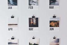 DESIGN | Twelve months / 365 long days