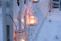 ❅ Winter ❅ Yule ❅ / The spirit of the season and ancient traditons.