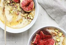 Healthy Breakfasts / Healthy breakfast ideas to help start the day in a tasty and nourishing way.