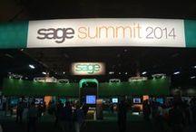 Sage Summit 2014 / http://www.sagesummit.com / by Sage