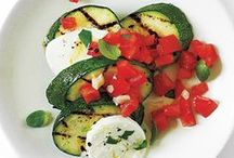Recipes: Healthy Vegetable Sides / by Lauren Buczkowski