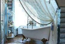 Home Ideas - Bathroom & Loo / by Karin Krüger-Jubber