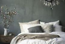 Home Ideas - Bedroom / by Karin Krüger-Jubber