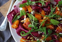 MMM | Super salads / FEEDING MA INNER RABBIT