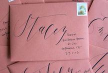 LETTERING | Envelope Art / SNAIL MAIL MADNESS