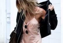 Spring/Summer style / Style inspiration of the looks we love for spring/summer.
