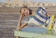 Desert / Deserts with fashion and without.