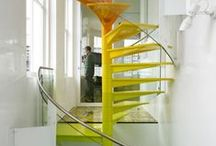 STAIRS AND LADDERS / AMASING STAIRS... HOW TO DECORATE USISN LADDERS...