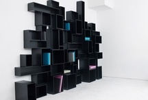 BOXES AND CREATS    / IDEAS TO DECORATE AND ORGANIZE USING BOXES AND CREATS / by STYLEITCHIC-SHOP