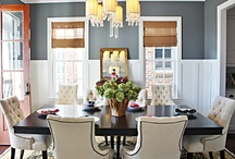 dining room / by Jennefer Wilson