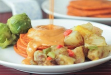 Vegan Gluten Free Recipes / by Brenda Diggs