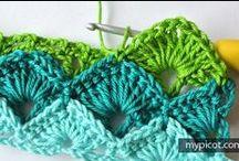 crochet tuts and inspiration - haakinspiratie en patronen