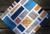 Quilts in my Dreams / Someday I will have time to sew more...