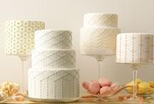 Wedding cakes! / by Jennefer Wilson