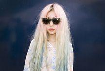 PIN1 - hair/makeup / by Laura Branton