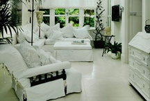 House Tour : The White House / The work of interior designer Sera Hersham-Loftus.