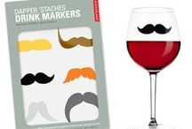 Moustaches / Moustache geeks unite! / by Cool Gizmo Toys