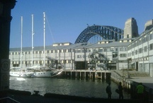My City Of Sydney / some of  my favourite Sydney spaces / by Virginia Gordon