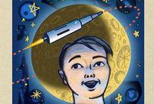Matt Hinrichs Design + Illustration / See more at www.matthinrichs.com. / by Matt Hinrichs Design & Illustration