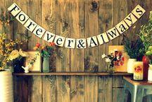 Wedding ideas / by Melissa Tietz