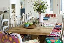 Dining Spaces / by Jessica Jackson