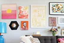 Gallery Walls / by Jessica Jackson