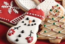 Christmas cookies / by Gloria Angus Percell