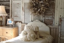 Country Home Decorating Ideas / by Mary Wollschlager