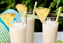 Fruity Drinks, Smoothies, and Dips / by Julia Martin